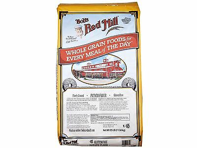 Gluten Free Potato Flour 25lb Bob's Red Mill BULK