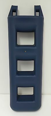 4 Step Navy Fender Ladder - Boat Yacht Sailing - New BS32