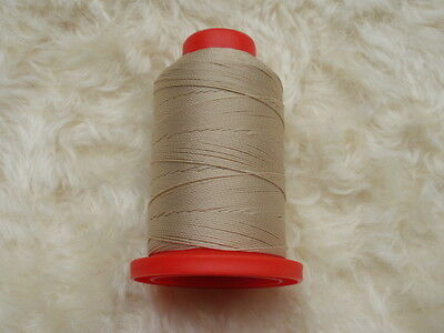 Biege Extra Strong Thread For Bear Making