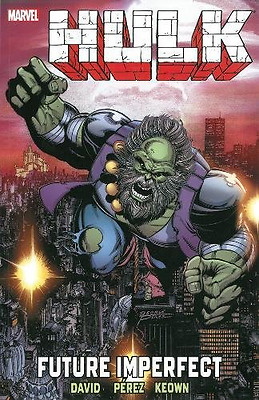 Hulk: Future Imperfect (Incredible Hulk), Good Condition Book, Marvel Comics, IS