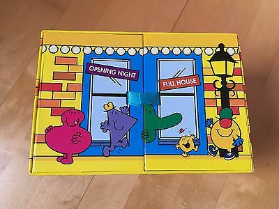 Mr Men Collection 46 Books Complete Library