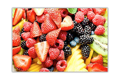 VARIOUS FRUITS Photo Picture Poster Print Art A0 A1 A2 A3 A4 AE328