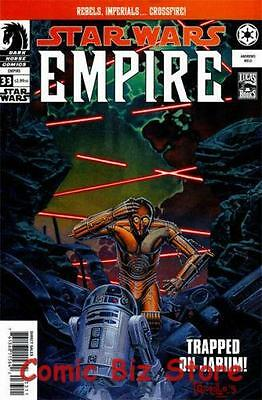 Star Wars Empire #33 (2002) Dark Horse Comics