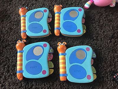 4 Tomy Forget Me Not Photo Albums - Spares Or Repairs