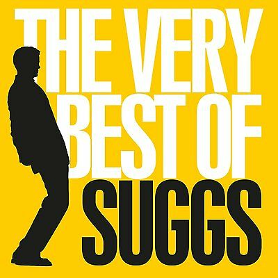 Suggs The Very Best Of Cd - New Release June 2017