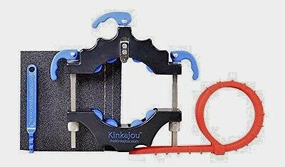Kinkajou Wine Beer Glass Bottle Cutter Tool Standard Kit DIY Crafting NEW BLACK