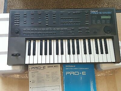 Roland Pro E synth synthesizer