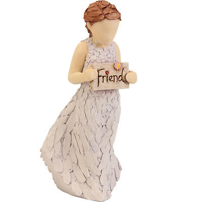 More Than Words Friend Like You Figurine From Arora Design