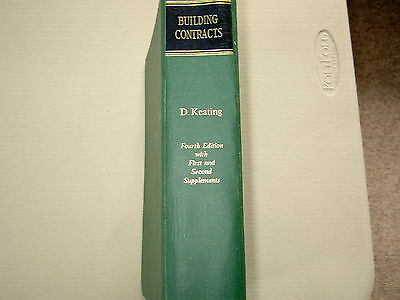 Building Contracts D.Keating