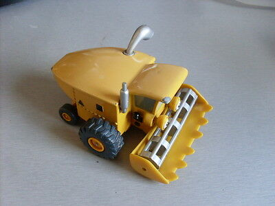 Tractor Tom Britains Die Cast Wheezy Combine Harvester