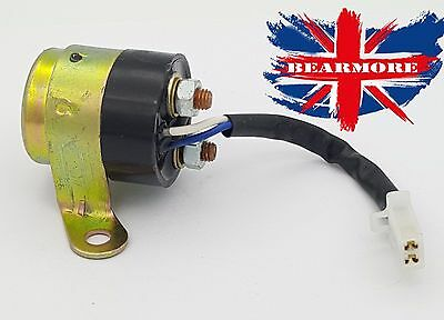 Starter Relay  Royal Enfield Bullet Electra With Bracket  # 560132