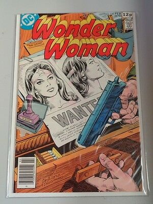 Wonder Woman #240 Dc Comics February 1978