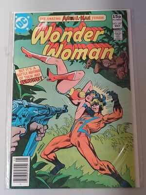 Wonder Woman #267 Dc Comics May 1980