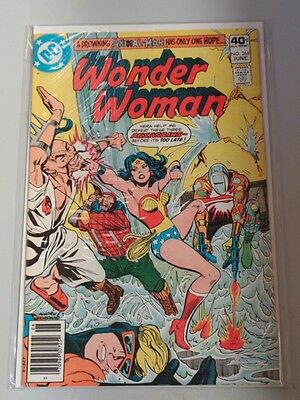 Wonder Woman #268 Dc Comics June 1980