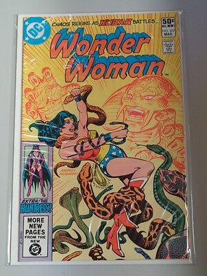 Wonder Woman #277 Dc Comics March 1981