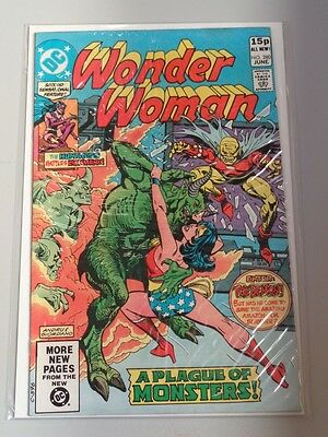Wonder Woman #280 Dc Comics June 1981