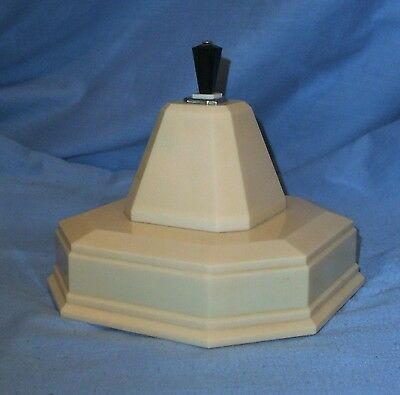 Art Deco 'Falco' Touch Tip,  Automatic Table Lighter
