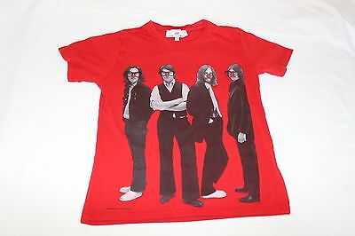 Beatles Stella McCartney Red Nose Day T Shirt Age 9 10 Excellent Condition