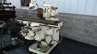 brown & sharpe Universal #2 Horizontal mill Milling Machine