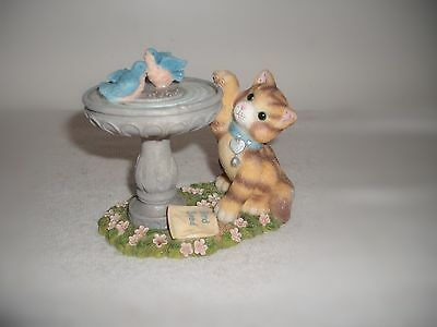 "Calico Kittens   ""friends Of A Feather Flock Together ""special Edition #60/121"