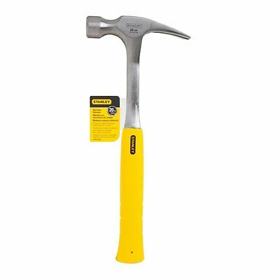Stanley STHT51246 20oz Rip Claw Steel Nailing Hammer