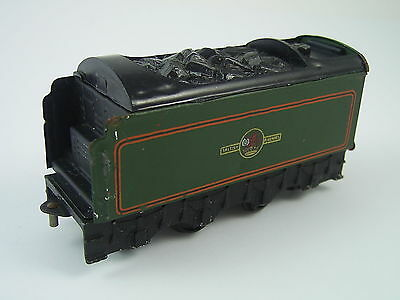 Hornby Dublo Tender for A4 Class Locomotive, Green with Late BR Crest – OO Gauge