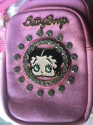 Betty Boop Purse Pink Color
