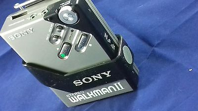 Sony  WM 2 Walkman cassette player with belt clip Japan