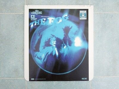 The Fog CED Video Disc PAL/UK
