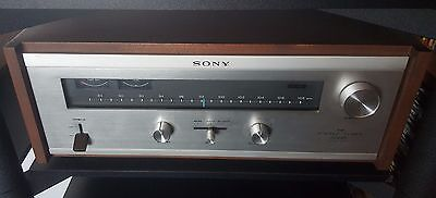 Sony ES ST-5000FW stereo FM tuner with TAC-1 case