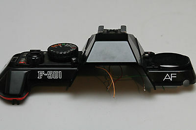 NIKON F501 N2020 TOP PLATE (other parts available)