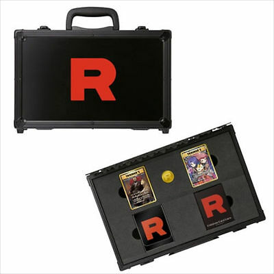 Pokemon Card 20th Anniversary Team Rocket Special Case Japanese Pokemon Center