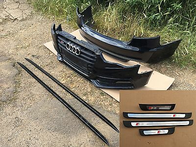 AUDI S5 SPORTBACK FACELIFT 2012-2016 COMPLETE BODY KIT (bumpers, skirts, sills)