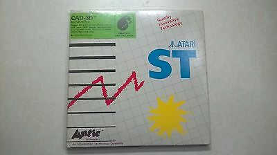 CAD-3D by Antic Software for Atari ST