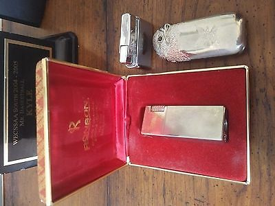 Vintage lighters to fisher double case grand prix