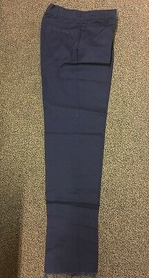 Industrial Work Pants NAVY Red Kap (100% Cotton) PC20NV MANY SIZES