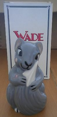 Boxed Wade Felicity Squirrel (Arthur Hare Set) C&s Collectables Limited Edition