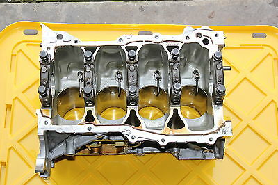 2010-2015 Toyota Prius Ct200H 1.8L 2Zrfxe Engine Short Block 11400-37140  (Rb2)