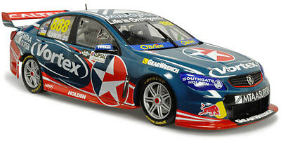 2016 TeamVortex Craig Lowndes VF Commodore 1:18 Classic Carlectables Cars