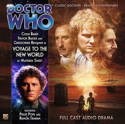 Voyage to the New World (Doctor Who), Sweet, Matthew | Audio CD Book | 978184435