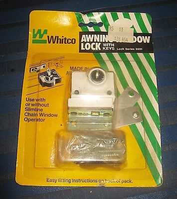Whitco Awning Window Lock