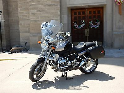 1999 BMW R-Series  1999 BMW R1100R - Low Miles - Excellent Condition