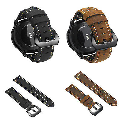 Genuine Leather Band Wrist Strap Panerrai For Samsung Gear S3 Classic/ Frontier