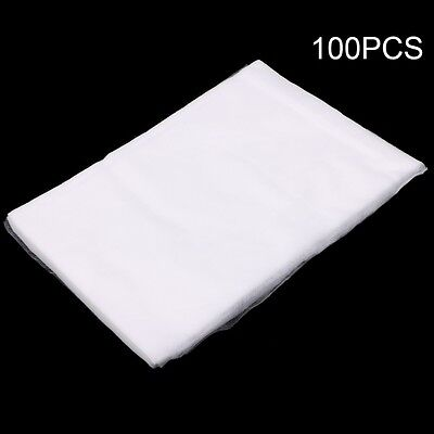 100 Pcs Infant Disposable Changing Non-Wove Diaper Urine Mats Travel Baby Nappy