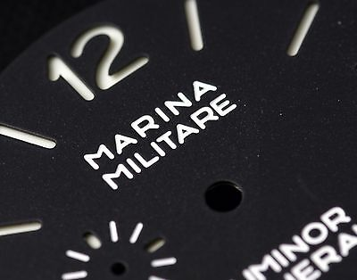 Custom made Watch's Dial for Swiss 6497 or Angelus Sf240 movt 38mm for 47mm