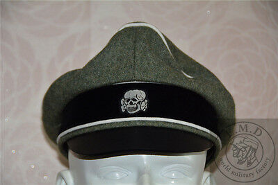 WW2 Germany M36Hats; WSS The officer full-size