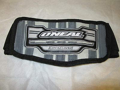 Oneal Element Racing Motorcycle Kidney Belt Gray Youth Kids Motocross Dirt Bike