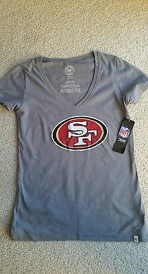 San Francisco 49ers Ladies Shirt Small