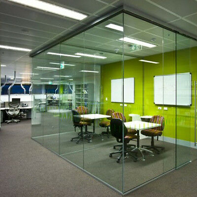 Glass wall partitions 10mm glass -Office Glass Dividers - Price Beat Guarantee