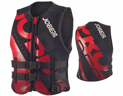 Jobe Progress Super Stretch Vest Men Life Jacket Neoprene Vest